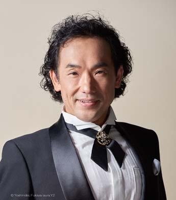 テノール歌手 宮崎智永